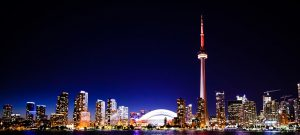 TCN, Toronto, Home Page, Skyline