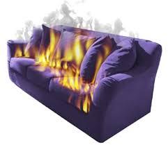 Condo Lobby Furniture a Fire Risk