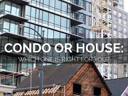 Which is Better – Condo or Single Family Home