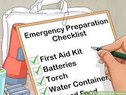Emergency Preparations in a Vertical City